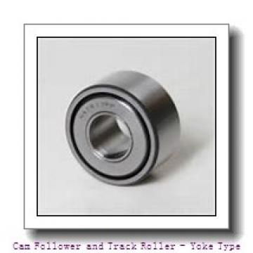 RBC BEARINGS SRF 25 S  Cam Follower and Track Roller - Yoke Type