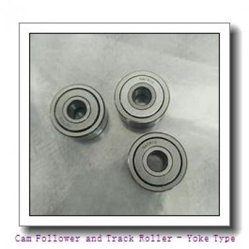 RBC BEARINGS SRF 30 SS  Cam Follower and Track Roller - Yoke Type