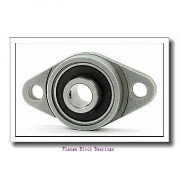 SEALMASTER FB-12T  Flange Block Bearings