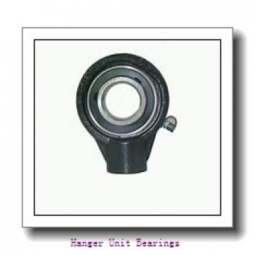 AMI UCHPL204MZ2CB  Hanger Unit Bearings