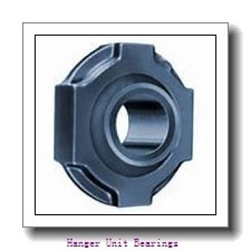 AMI UCHPL206-20MZ2B  Hanger Unit Bearings