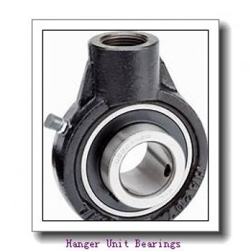 AMI UCHPL205MZ2CB  Hanger Unit Bearings