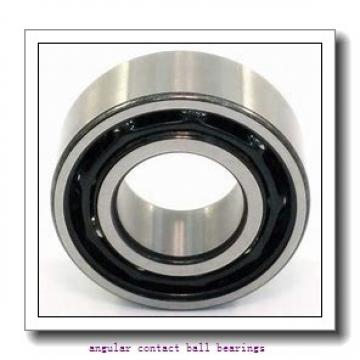 2.756 Inch | 70 Millimeter x 4.921 Inch | 125 Millimeter x 1.563 Inch | 39.7 Millimeter  SKF 5214MG  Angular Contact Ball Bearings