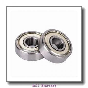 BEARINGS LIMITED 698-2RSP6MC3SRL  Ball Bearings